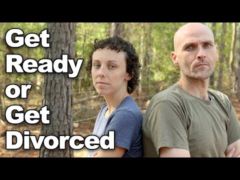 GET PREPARED OR GET DIVORCED - HOW TO HOMESTEAD AND PREPARE WHEN YOUR SPOUSE DOESN'T WANT TO