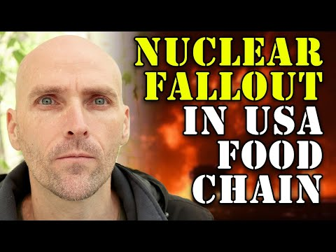 NUCLEAR FALLOUT IS IN THE US FOOD SUPPLY CHAIN - SCIENTISTS ARE BURYING SEEDS FOR A DOOMSDAY EVENT