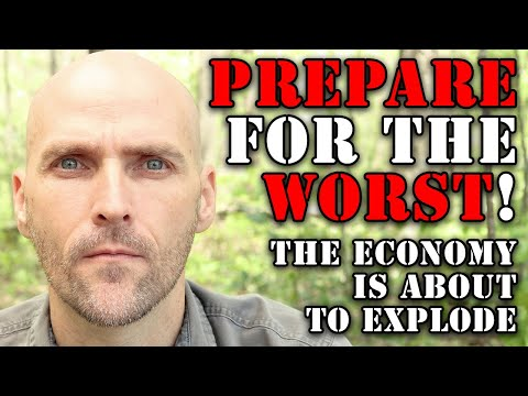 PREPARE FOR THE WORST - YOU WILL NEVER RETIRE OR BE ABLE TO AFFORD FOOD IF THIS CONTINUES