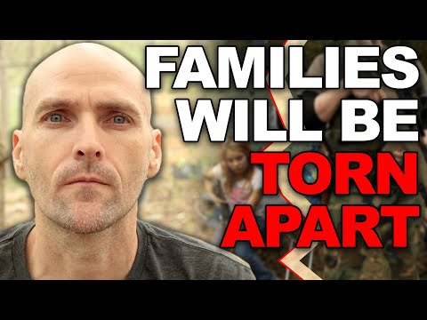 YOUR FAMILY WILL BE TORN APART - CONFLICT IS HAPPENING RIGHT BEFORE YOUR EYES