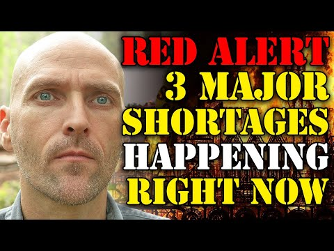 RED ALERT! MAJOR GAS AND AMMUNITION SHORTAGE HAPPENING RIGHT NOW