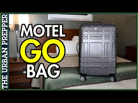 What's in my Motel GO Bag?