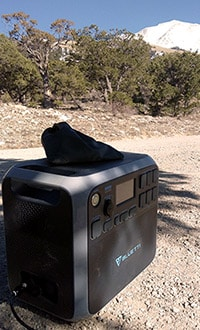 Bluetti AC200P Review: REAL WORLD Testing For Backup & Camping