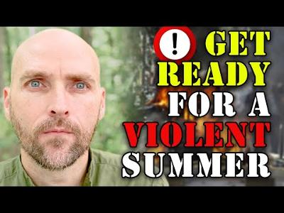 GET READY FOR A SUMMER OF VIOLENCE - POLICE WARNING OF FEAR AND UNREST