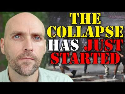 THE COLLAPSE JUST STARTED - FEDERAL RESERVE WARNING ON INFLATION - HIGHER PRICES ARE YOUR FAULT