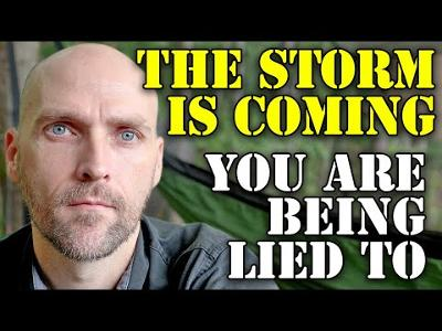 YOU ARE BEING LIED TO - WAGE INCREASES ARE NOT HAPPENING - THE INFLATION STORM IS COMING