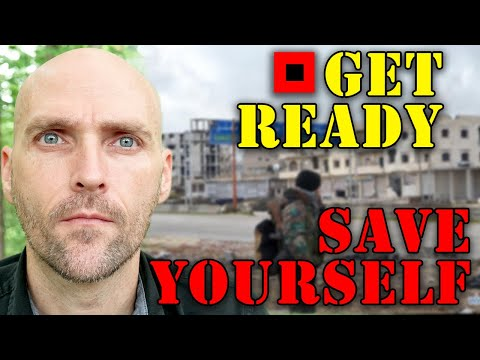 YOU HAVE TO SAVE YOURSELF FROM WHAT IS HAPPENING RIGHT NOW - BE READY TO ANSWER THE CALL