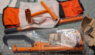 Gear Review: LogOX Forester Package, by The Novice