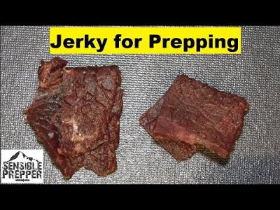 Jerky for Survival Preps: Shelf Life, Storage and Uses.