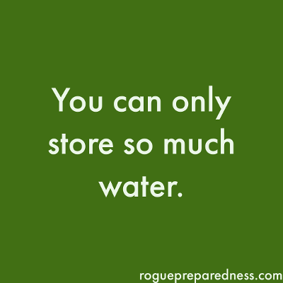 Long Term Water Procurement – National Preparedness Month