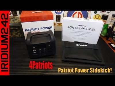4Patriots Patriot Power Sidekick!