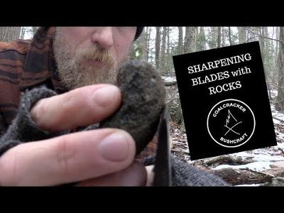 Can You Really Sharpen an Axe with a Rock?