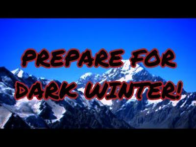 Cold, Harsh, Dark Winter Preps!