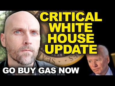 CRITICAL WHITE HOUSE WARNING - BUY GAS AND PROPANE TODAY - NOTHING LEFT BEFORE CHRISTMAS