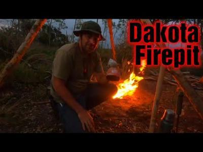 Dakota Firepit and Surprise