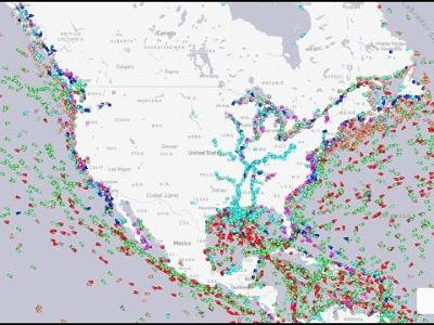 Empty Shelves & Shortages Coming! Cargo Ships Held Up All Around America! Theories!