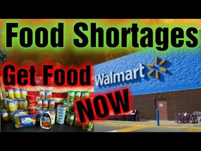 Food Shortages Get Food Now
