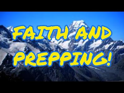 How Faith Lead Me To Prepping!