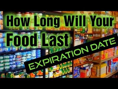 How Long Does Canned Food Last Past Expiration Date