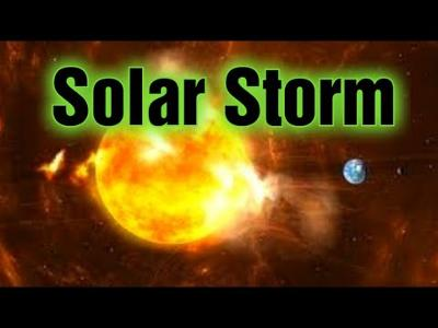 Major Solar Storms Are Coming Prepare Now