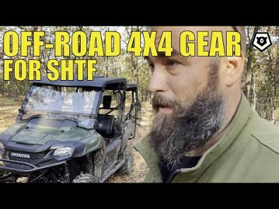 Off-Road 4x4 Gear for SHTF