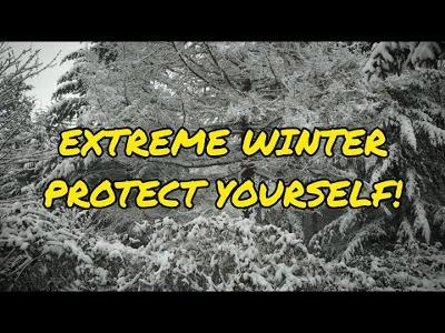 Protect Yourself In Winter! Prepare For SHTF!