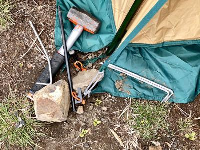 Shelter: How To Assemble A Tent