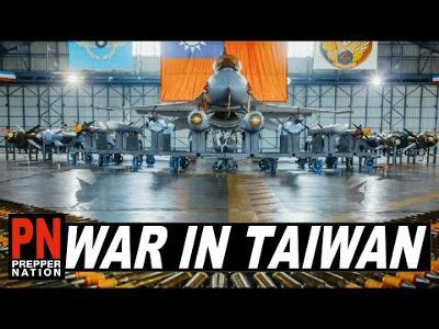 Taiwan Readies for War - Should America Back Them?