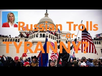 The IRS, Russian Trolls, and Collapse - BEAR INTEL BRIEF 18OCT21