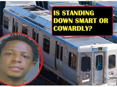 What would you have done if you were on that train in Philadelphia ??
