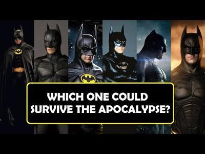 Which Batman would make the best SHTF prepper ??