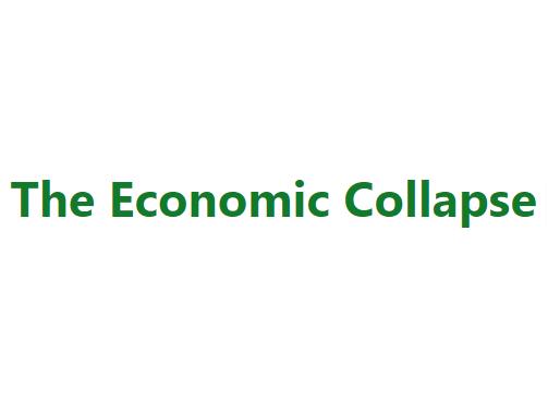 The Economic Collapse Blog